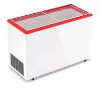 Морозильные лари FROSTOR PRO с прямым стеклом стеклом  F 600 C Pro