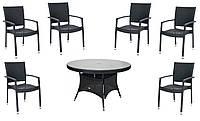 Комплект мебели Викерс, мебель для бассейна, мебель для сауны, мебель для ресторана, для веранды