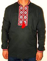 Мужская вышиванка крестиком