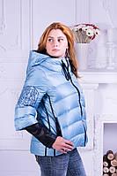 "Куртка ""Лев"" голубая"