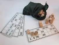 Игра лото с деревянными бочонками, фото 1