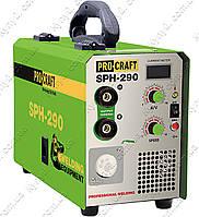 Сварочный инвертор полуавтомат  Procraft SPН-290