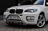 BMW X6 E71 кенгурятник 50мм