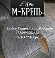 Проволока стальная периодического профиля для изготовления сварной сетки с ненормируемой прочностью