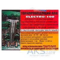 ELECTRO-100 Токопроводящий лак для печатных плат, 0,5 ml