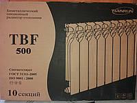 """Биметаллический радиатор TBF """"Tianrun"""" 6 секций"""