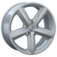 Литые диски Replay Audi (A55) W8 R18 PCD5x112 ET47 DIA66.6 silver