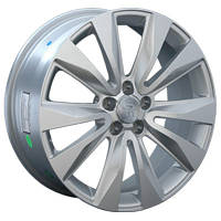 Литые диски Replay Audi (A45) W8 R18 PCD5x112 ET38 DIA57.1 silver