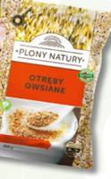 Отруби молотые Plony natury Otreby Owsiane 200г