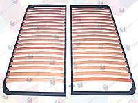 Ортопедический вкладной каркас разборной двуспальной кровати 2000*1600мм