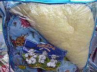 Одеяло детское открытый мех