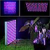Светодиодная фито-панель для освещения растений 20W (2 спектра: синий/красный)