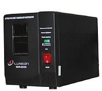 Релейный однофазный стабилизатор напряжения Luxeon SDR-2000