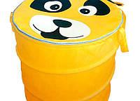 Корзина для игрушек Зоопарк 40*50 см