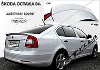 Спойлер сабля тюнинг Skoda Octavia A5
