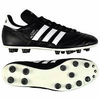 Профессиональные футбольные бутсы кожа Adidas Copa Mundial FG 015110