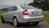 Спойлер тюнинг Skoda Octavia A5 стиль RS