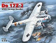 Бомбардировщик Do 17Z-2 1/72 ICM 72304