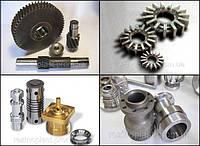 Серийное изготовление деталей, запчастей, изделий из металла на заказ