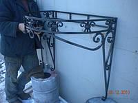 Стол кованый арт.м 9, фото 1