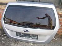 Крышка багажника в сборе со стеклом 05-SubaruForester2002-200760809SA0709P, 65009SA020