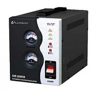 Релейный однофазный стабилизатор напряжения Luxeon SVR-2000