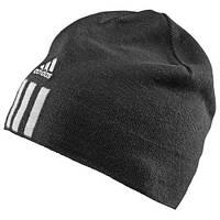 Шапка зимняя Adidas мужская COLNAV BEANIE G70655