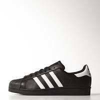 Кроссовки Superstar Foundation Adidas Originals  мужские  B27140