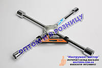 Ключ баллонный CR-V 17х19х21х22mm MIOL арт.57-022