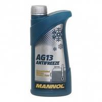 Антифриз Mannol Hightec  AG13 концентрат зеленый 1л