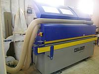 Кромкооблицовочный станок Felder G560 б/у с прифуговочным узлом. 2008 г. вып., фото 1