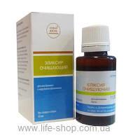 Очищающий эликсир - для чистки желудочно-кишечного тракта