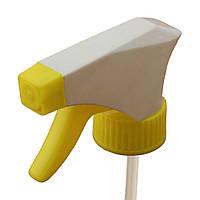 Розпилювач / тригер / насадка для розпилювання рідини на ПЕТ пляшку з поворотом
