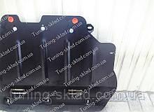 Защита двигателя Сеат Алтеа XL (стальная защита поддона картера Seat Altea XL)