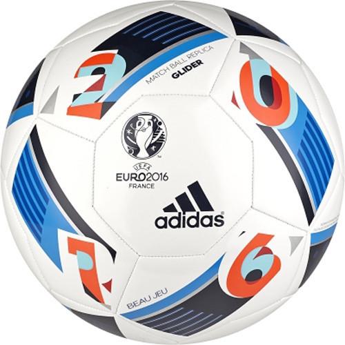 Футбольный Мяч Adidas Uefa Euro 2016 Glider AC5419 — в Категории