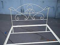 Кровать кованая арт.м 2, фото 1