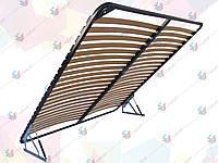Каркас кровати ортопедический двухспальный с подъемным механизмом(с фиксатором) 2000х1200 мм