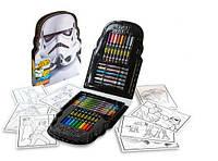 Звездные войны набор для рисования Storm Trooper Art Case Toy, Crayola (Крайола) , фото 1