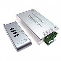 Контролер 12V 144W Four key RF 7colour controller-02