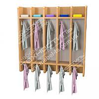 Вешалка для полотенец 3 секции