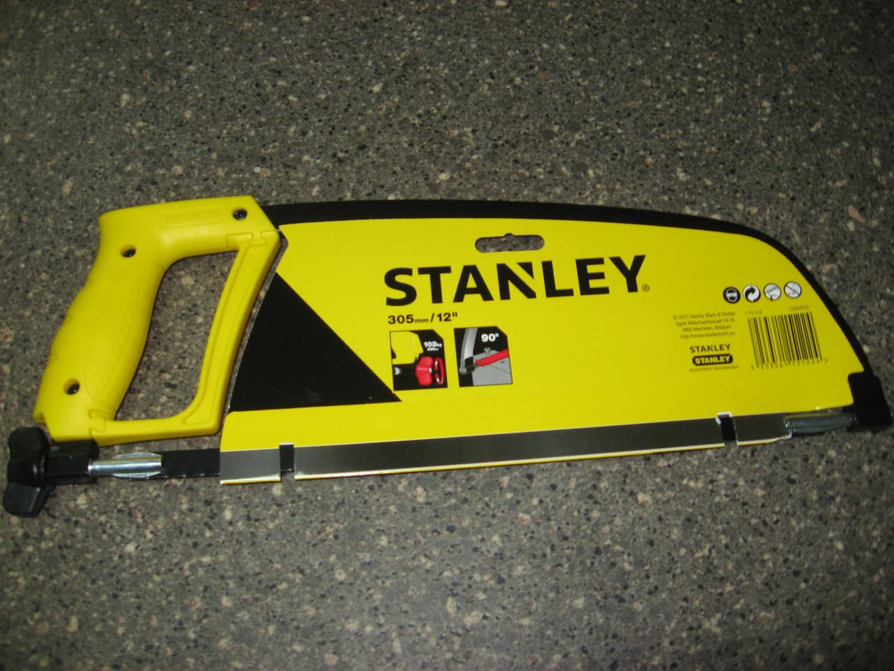 Ножовка по металлу STANLEY 300 мм 1-15-122
