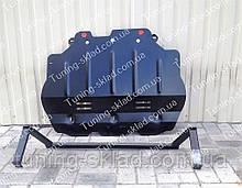 Защита двигателя Сеат Алтеа (стальная защита поддона картера Seat Altea)