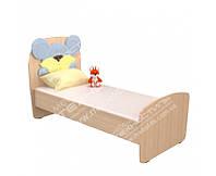 """Кровать детская одноместная """"Мышка"""""""