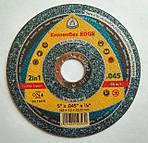 Отрезной круг на болгарку Klingspor Kronenflex