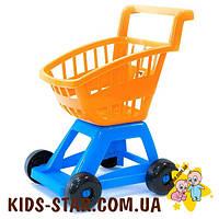 Детская игрушечная Тележка Супермаркет Орион (693)