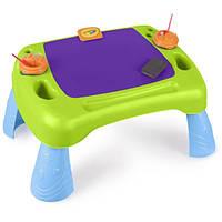 Стол для рисования Crayola Paint N Draw Activity Table, фото 1