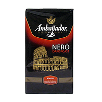 Кофе молотый Ambassador Nero  225g