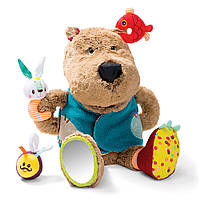 Lilliputiens - Развивающая игрушка медведь Цезарь