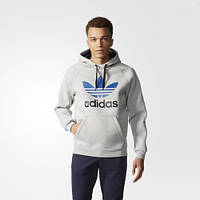 Худи Trefoil Adidas Originals мужская AJ6991
