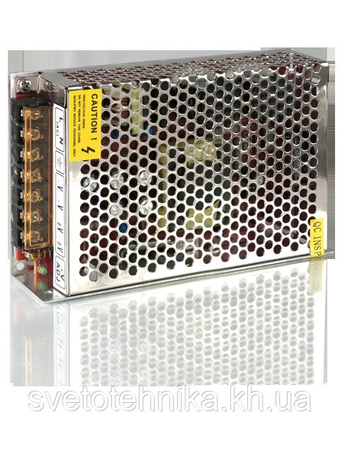 Блок живлення понижуючий для світлодіодних стрічок 12V 150Вт